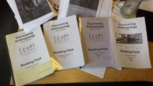 Evolution of the reading pack